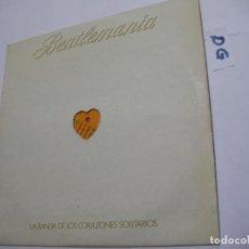 Discos de vinilo: ANTIGUO DISCO LP VINILO - BEATLEMANIA . Lote 154538922