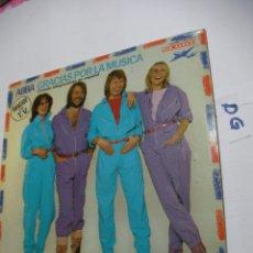 Discos de vinilo: ANTIGUO DISCO LP VINILO - ABBA. Lote 154538994