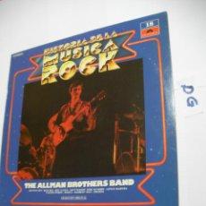 Discos de vinilo: ANTIGUO DISCO LP VINILO - THE ALLMAN BROTHERS BAND. Lote 154539162
