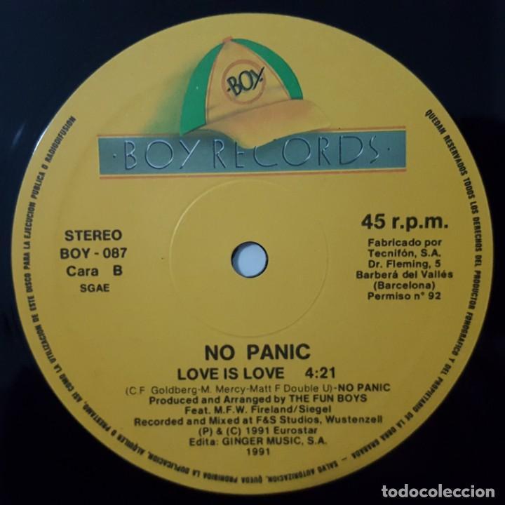 Discos de vinilo: MAXI / NO PANIC SCHOOL 91 / 1991 - Foto 4 - 154567750