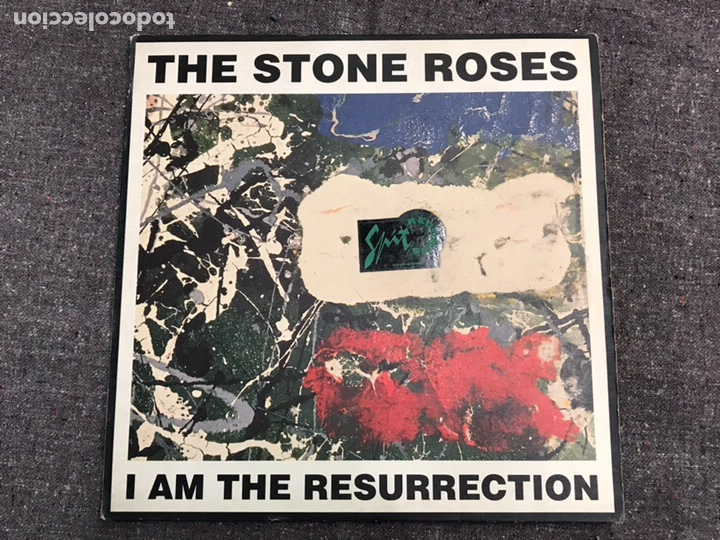 Discos de vinilo: The Stone Roses ?– I Am The Resurrection - Foto 2 - 154573137