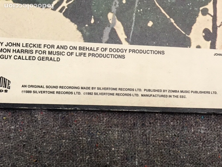 Discos de vinilo: The Stone Roses ?– I Am The Resurrection - Foto 4 - 154573137