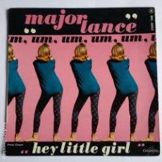 Discos de vinilo: MAJOR LANCE – EP FRANCE PS – EX * UM, UM, UM, UM, UM, UM * NORTHERN SOUL. Lote 154617542