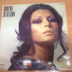 Discos de vinilo: LP ROCIO JURADO EDITADO POR COLUMBIA 1972 EL TERCERO DE SU DISCOGRAFIA. Lote 154622558