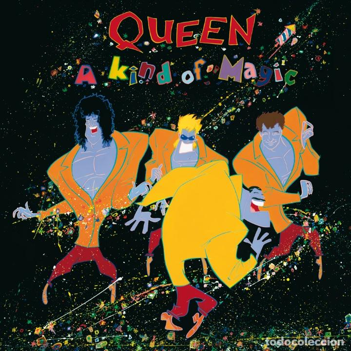QUEEN - A KIND OF MAGIC [REEDICIÓN 180GRAMS] (Música - Discos - LP Vinilo - Pop - Rock - New Wave Extranjero de los 80)