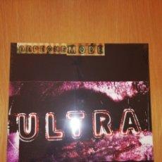 Discos de vinilo: DEPECHE MODE LP ULTRA REEDICION 2016 NUEVO PRECINTADO. Lote 154652172