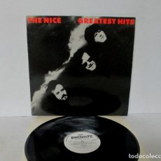 Discos de vinilo: THE NICE - GREATEST HITS - LP - NEMS / IMMEDIATE 1977 UK 1ª EDICION IML 2003 VINILO N MINT. Lote 154657650