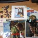 Discos de vinilo: LOTE DE 7 DISCOS RAPHAEL IMPECABLES. Lote 154668034