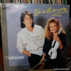 Discos de vinilo: VIOLINISTA. Lote 154670662