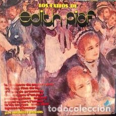 Discos de vinilo: EDITH PIAF - LOA EXITOS DE EDITH PIAF, POR MICHELLE DUBOIS (LP, ALBUM) LABEL:DIAL DISCOS, S.A. CAT#. Lote 154713218