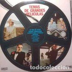Discos de vinilo: CYRIL STAPLETON Y SU ORQUESTA* - TEMAS DE GRANDES PELICULAS (LP, COMP, CLUB) LABEL:ORLADOR, UNIVERS. Lote 154713546