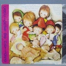 Discos de vinilo: LP. CANCIONES DE NAVIDAD. CORO INFANTIL . Lote 154718410