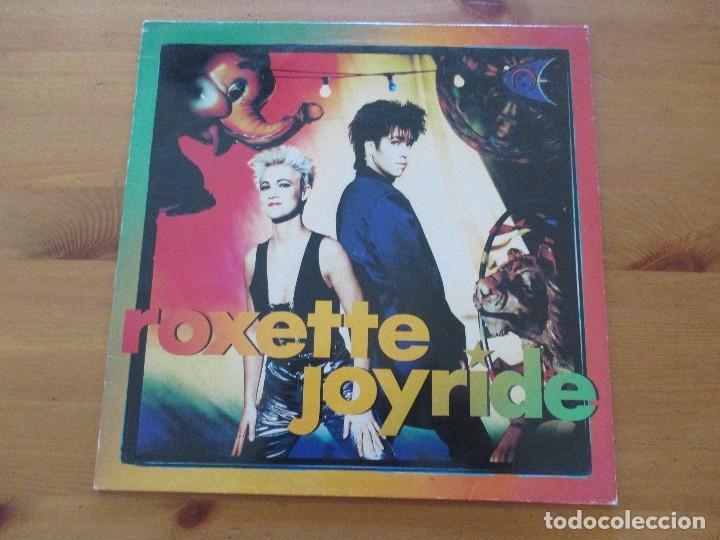 ROXETTE JOYRIDE EMI 1991 MUY BUEN ESTADO CON ENCARTE CON LETRAS Y FOTOS (Música - Discos - LP Vinilo - Pop - Rock Extranjero de los 90 a la actualidad)