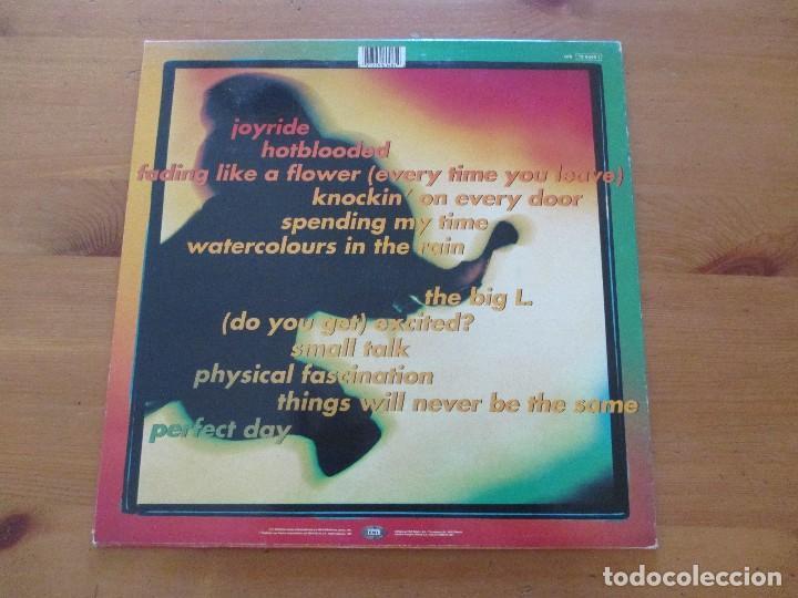 Discos de vinilo: ROXETTE JOYRIDE EMI 1991 MUY BUEN ESTADO CON ENCARTE CON LETRAS Y FOTOS - Foto 2 - 154719082