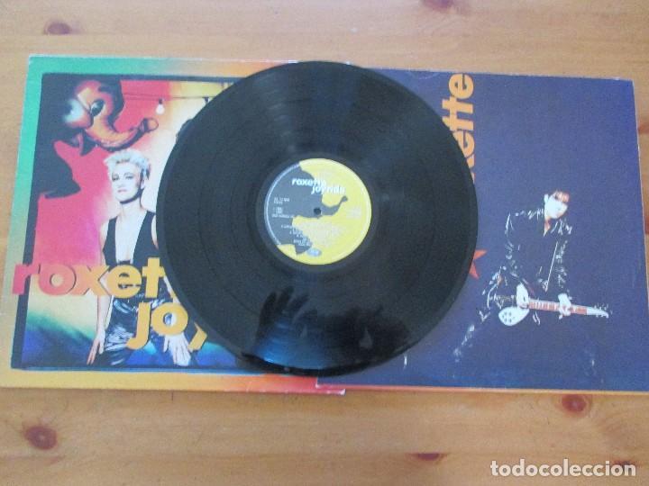 Discos de vinilo: ROXETTE JOYRIDE EMI 1991 MUY BUEN ESTADO CON ENCARTE CON LETRAS Y FOTOS - Foto 3 - 154719082