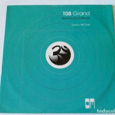 Discos de vinilo - 108 Grand featuring Roy Galloway - Love U All Over - 1994 - 154731318