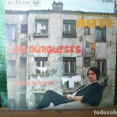 Discos de vinilo: LUIS EDUARDO AUTE-LOS BURGUESES-Y OTRA. Lote 154743166