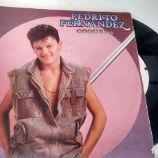 Disques de vinyle: SINGLE (VINILO) DE ANA PEDRITO FERNANDEZ AÑOS 80. Lote 154743994