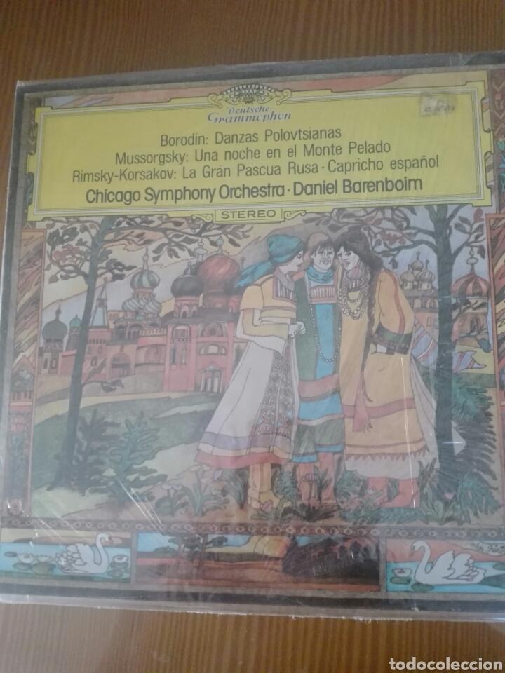 DISCO VINILO DEUTSCHE GRAMMOPHON (Música - Discos - LP Vinilo - Clásica, Ópera, Zarzuela y Marchas)