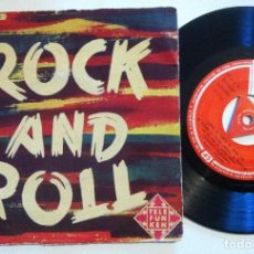 Discos de vinilo: ORQUESTA TELEFUNKEN - ROCK AND ROLL - EP 1958 - TELEFUNKEN. Lote 154750970