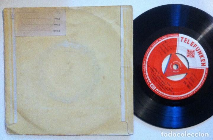 Discos de vinilo: ORQUESTA TELEFUNKEN - rock and roll - EP 1958 - TELEFUNKEN - Foto 2 - 154750970
