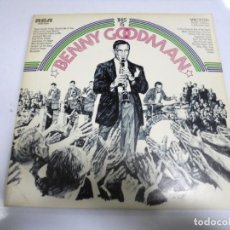 Discos de vinilo: LP. DOBLE. THIS IS BENNY GOODMAN. 1971. RCA RECORDS. Lote 154751214