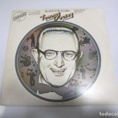 Discos de vinilo: LP. TOMMY DORSEY AND HIS ORCHESTRA. FEATURING JIMMY DORSEY. AÑOS 70.. Lote 154751610