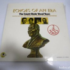Discos de vinilo: LP. DOBLE. ECHOES OF AN ERA. THE COUNT BASIE VOCAL YEARS. 1972. DISCOS COLUMBIA. Lote 154756886