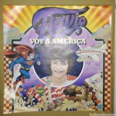 Discos de vinilo: FLAVIO - VOY A AMÉRICA. Lote 154758734