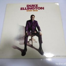 Discos de vinilo: LP. DUKE ELLINGTON 1929 - 1931. MCA 1972. Lote 154759262