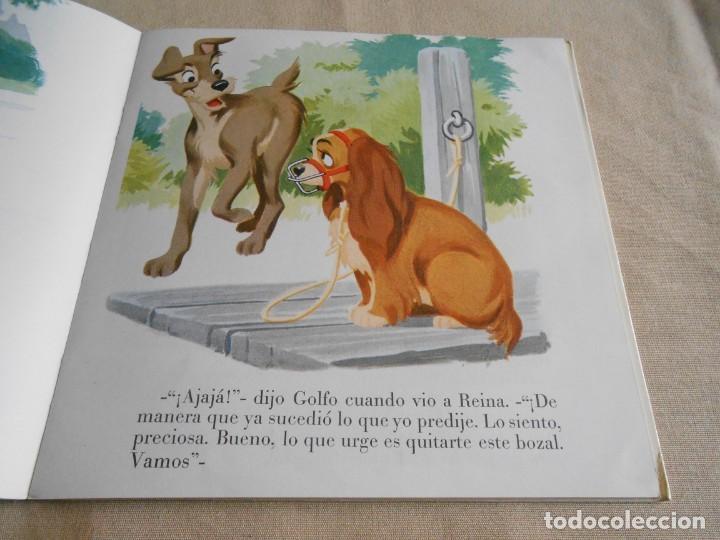 Discos de vinilo: WALT DISNEY - LA DAMA Y EL VAGABUNDO -, EP, CUENTO +1, AÑO 1969 - Foto 4 - 154761418