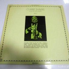 Discos de vinilo: LP. CHARLIE SHAVERS AND HIS ORCHESTRA. 1960. MUSIDISC. Lote 154761794
