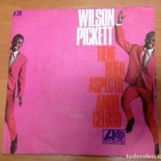 Discos de vinilo: SINGLE TIENE BUEN ASPECTO/AMOR CELOSO EDITADO EN ESPAÑA HISPAVOX 1968. Lote 154767326