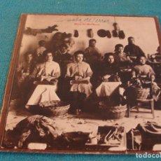 Discos de vinilo: LOTE LP MARIA DEL MAR BONET SABA DE TERRER SELLO ARIOLA 1979. Lote 154771510