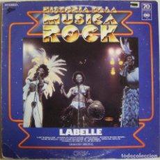 Discos de vinilo: LABELLE – NIGHTBIRDS, EPIC – LSP 15401, CBS – LSP 15401. Lote 154775498