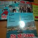 Discos de vinilo: LOTE 3 DISCOS VINILO LOS MUSTANG. Lote 154788844