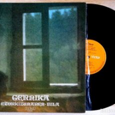 Discos de vinilo: GERNIKA - ETORKIZUNAREN BILA - LP 1978 - RCA VICTOR. Lote 154799042