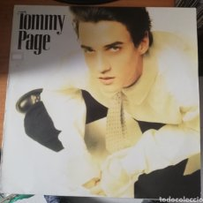 Discos de vinilo: TOMMY PAGE - TOMMY PAGE. Lote 154801460