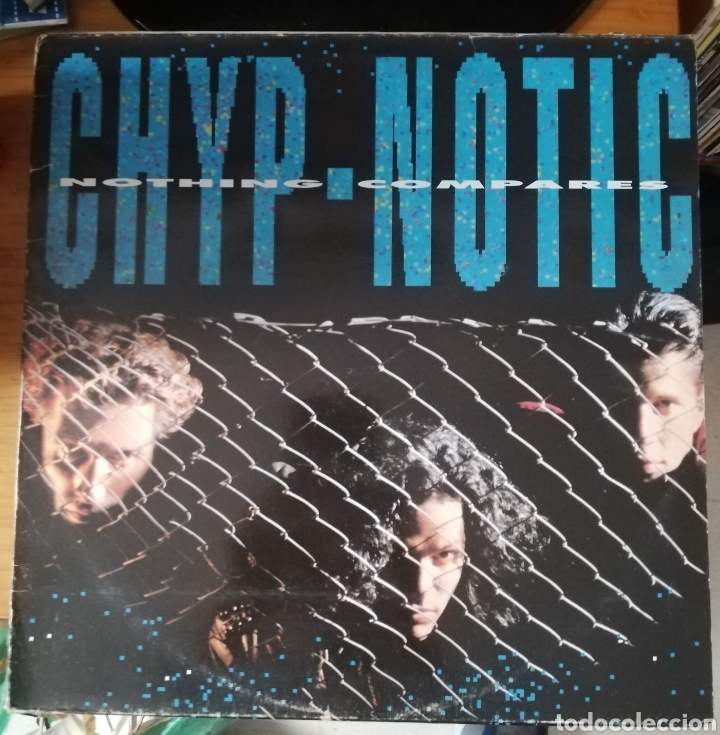 CHYP - NOTIC . NOTHING COMPARES 2U (Música - Discos - LP Vinilo - Pop - Rock - New Wave Extranjero de los 80)