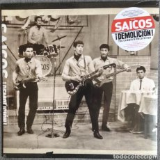 Discos de vinilo: LOS SAICOS - DEMOLICIÓN - THE COMPLETE RECORDINGS - LIBRETO DE 12 PÁGINAS - 2013 MUNSTER RECORDS. Lote 154819498