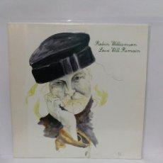 Discos de vinilo: 2LP ** ROBIN WILLIAMSON ** LOVE WILL REMAIN ** COVER/ MINT ** 2LP/ MINT ** 2012. Lote 154821394