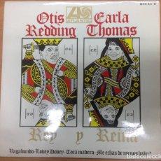 Discos de vinilo: EP OTIS REDDING Y CARLA THOMAS REY Y REINA EDITADO EN ESPAÑA HISPAVOX 1967. Lote 154822442