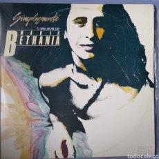 Discos de vinilo: MARÍA DE BETHANIA,,DOBLE LP. Lote 154825865