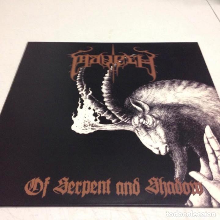 MAVETH – OF SERPENT AND SHADOW --DEATH METAL (Música - Discos - LP Vinilo - Heavy - Metal)
