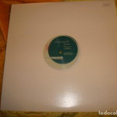 Discos de vinilo: MIGUEL MIGS. THE NIGHT AFFAIR EP. TRANSPORT, 1999. MAXI-SINGLE. IMPECABLE (#). Lote 154836750
