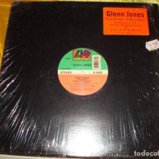 Discos de vinilo: GLENN JONES. GOOD THANG. REMIXES : TONY HUMPHRIES. ATLANTIC, 1992. MAXI-SINGLE. IMPECABLE (#). Lote 154842058