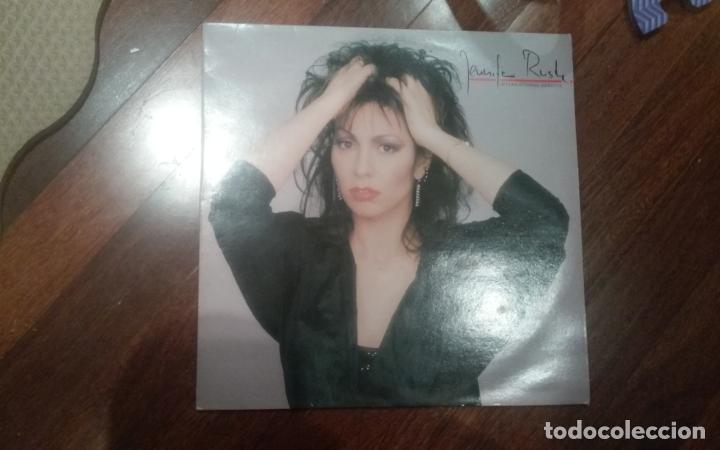JENNIFER RUSH-INTERNATIONAL VERSION.LP (Música - Discos - LP Vinilo - Pop - Rock - New Wave Extranjero de los 80)
