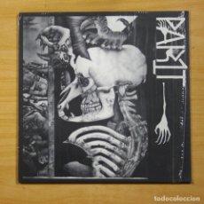 Disques de vinyle: PART 1 - PICTURES OF PAIN - VINILO COLOR - LP. Lote 154847056