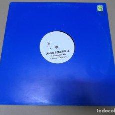 Discos de vinilo: JIMMY SOMERVILLE (MX) BEATMASTERS MIX +3 TRACKS AÑO 1995 – EDICION PROMOCIONAL. Lote 154847890