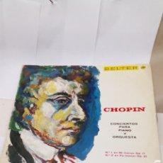 Discos de vinilo: DISCO VINILO CHOPIN. Lote 154849305
